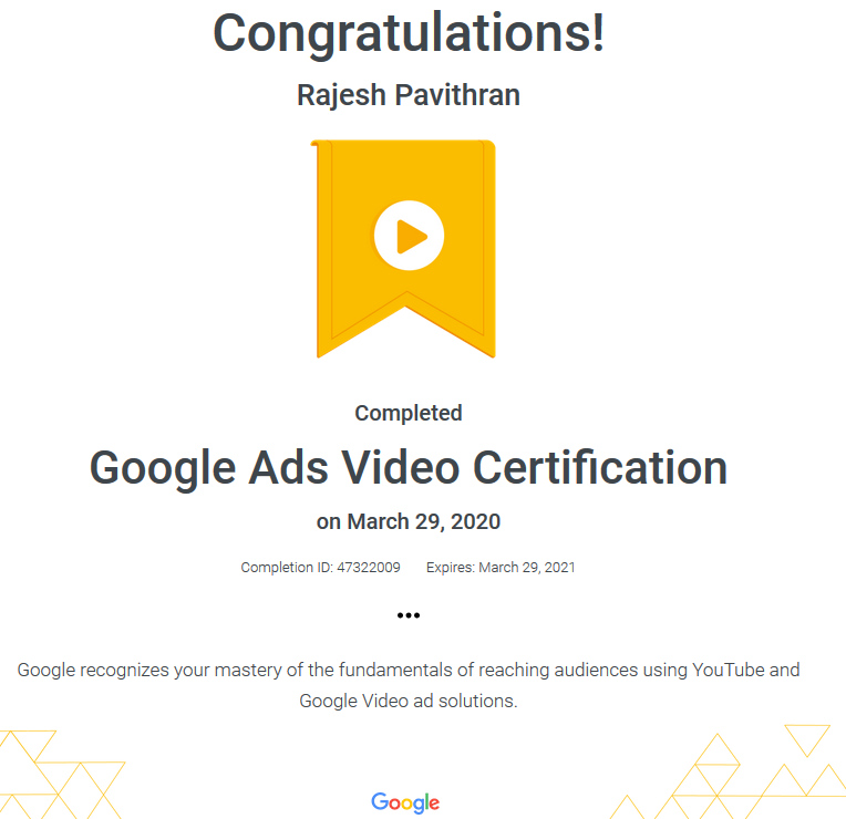 Google Video Png